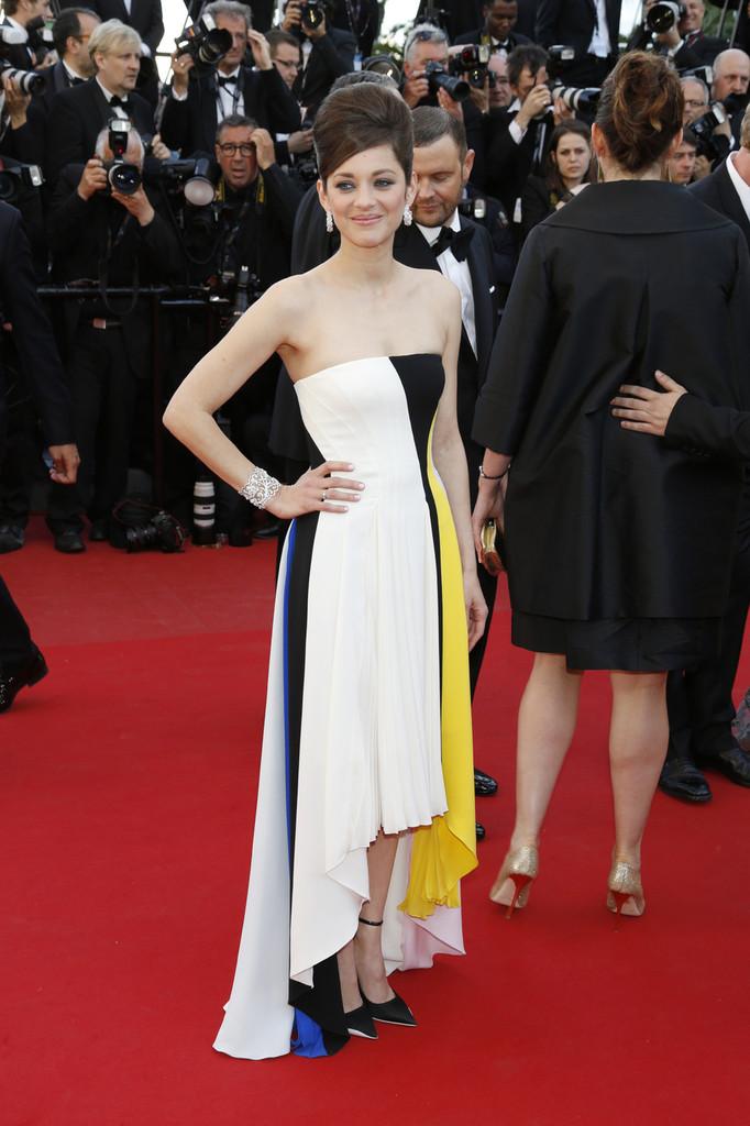Marion+Cotillard+Blood+Ties+Premieres+Cannes+ZddjM8sjO9kx