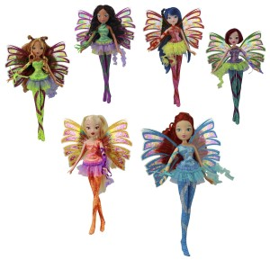 Sirenix Fairy Collection