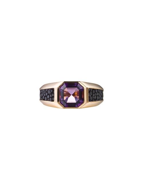Anello2_Galuchat_Salvatore Ferragamo Jewels