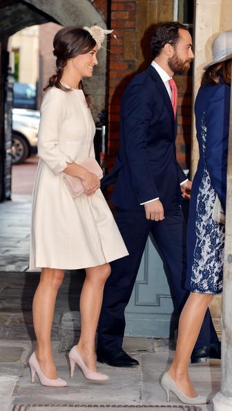 Pippa Middleton in chiaro