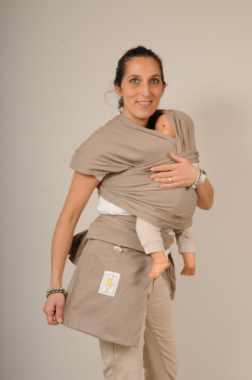Fascia porta bebè Filobio