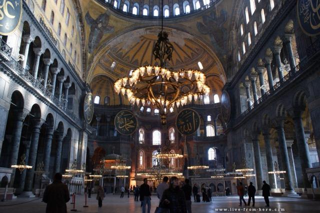 Istanbul-AyaSofia