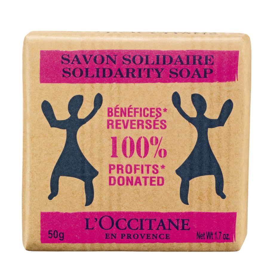 Sapone Solidale L'OCCITANE 2014