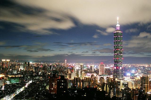 Restaurants-Taipei