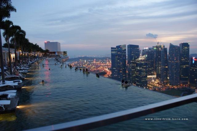 Singapore nuotare sul mondo mamme coi tacchi a spillo - Singapore hotel piscina ...