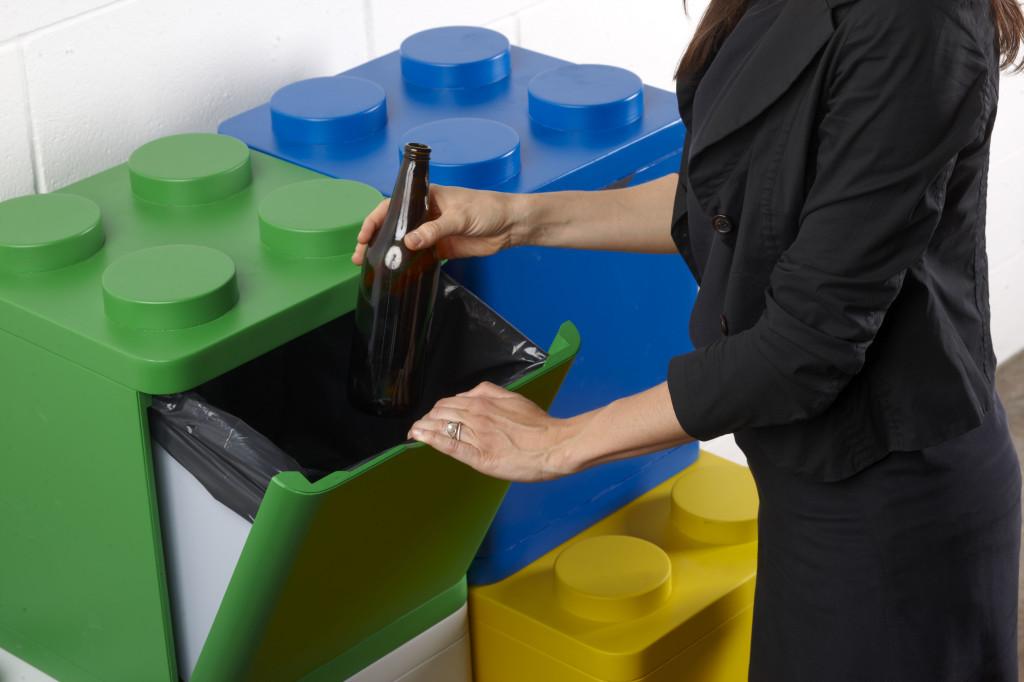 6 soluzioni per la raccolta differenziata mamme coi - Contenitori raccolta differenziata per casa ...