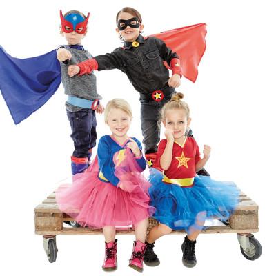Super eroi gruppo