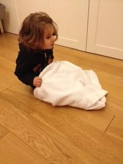 Come la coperta di Linus