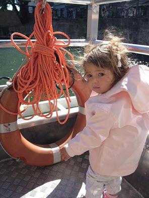 In battello sul Naviglio: un week end di relax in famiglia