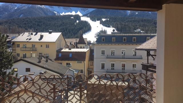 Sporthotel Tyrol vista camera