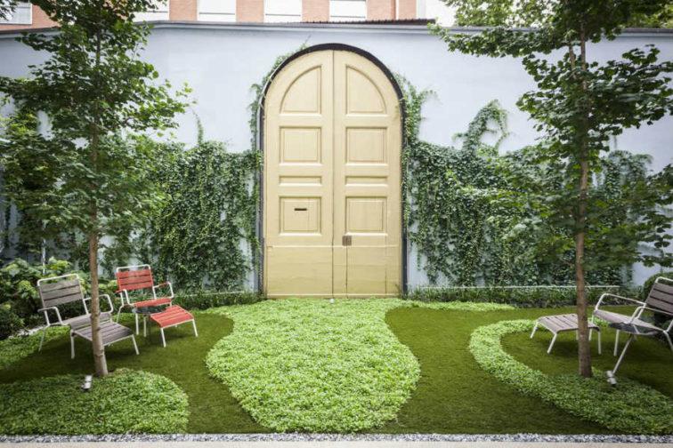 Enterprise hotel un giardino nel cuore di milano giugno